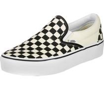 Classic Slip-On Platform Schuhe