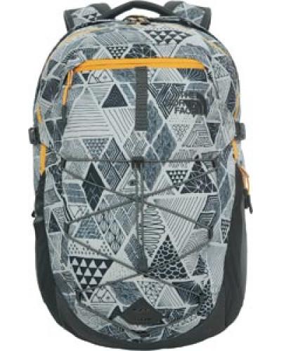The North Face Herren Borealis Daypack blau gelb