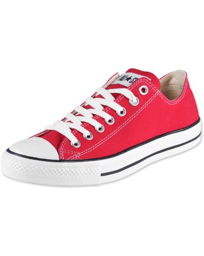All Star Ox Schuhe rot