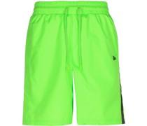 Side Print Shorts