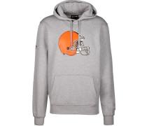 NFL Cleveland Brown Logo Hoodie