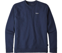 P-6 label Uprisal Herren Sweater blau