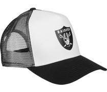 Las Vegas Raiders Team Colour A-Frame Trucker Cap