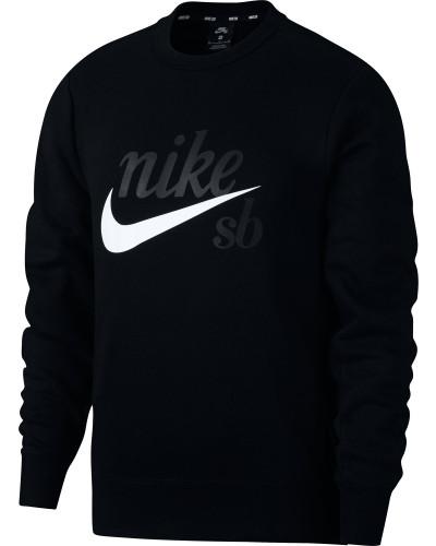 Icon Herren Sweater schwarz