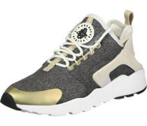 Air Huarache Run Ultra Se W Running Schuhe grau beige grau beige