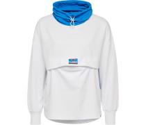 Hummel Catinka Damen Sweater weiß