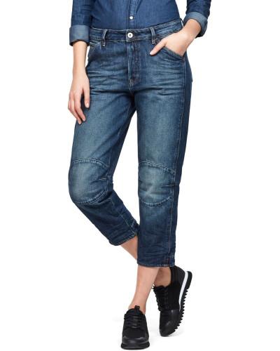 G-Star G-Star 5622 3D S High Boyfriend 7/8 Damen Jeans blau