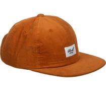 Flat 6-Panel Cap orange