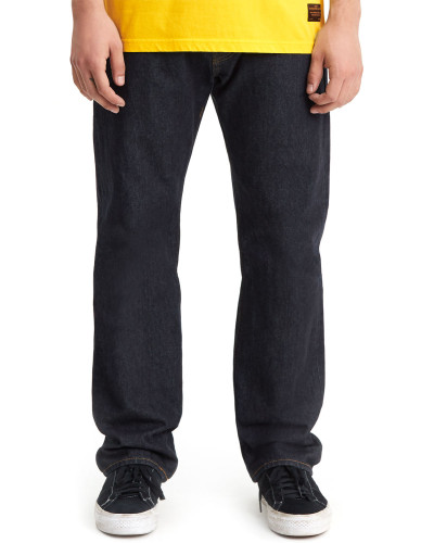 501 Herren Jeans indigo warp rinse