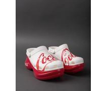 x Coca Cola Classic Bae Sandalen