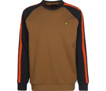 Colour Block Crew Neck weater
