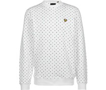 Flag Print Sweater