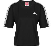 Eleni Damen T-Shirt schwarz