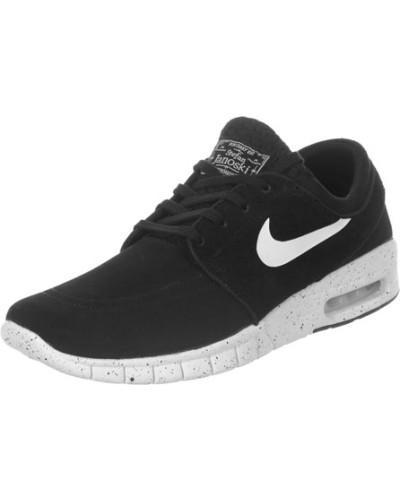 Nike Herren Stefan Janoski Max L Skate Schuhe schwarz schwarz