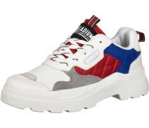 PLKIX 90 Schuhe weiß blau