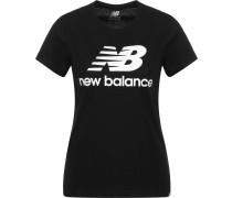 WT91546 Damen T-Shirt schwarz