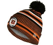 ONF19 Sport Knit HD Cincinnati Bengals Beanie