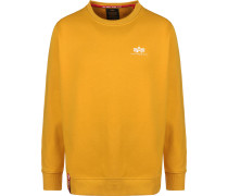 Baic mall Logo Herren weater gelb