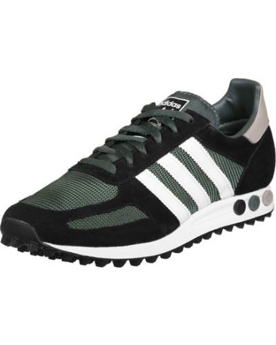 scarpe adidas trainer uomo verde