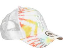 MLB Tie Dye Trucker New York Yankees Herren Cap weiß