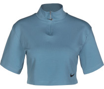 Sportswear Swoosh Damen Top blau