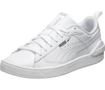 Suede Bloc B& Sneaker