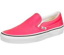 ComfyCush Slip-On Schuhe neon pink