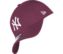 39thirty League Ny Yankees Cap weinrot
