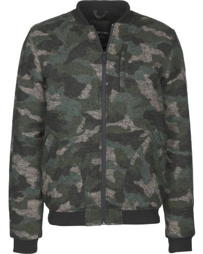 Glenn Herren Winterjacke camouflage