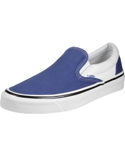 Vans Herren Classic Slip-On 98 Dx Schuhe blau Großer Verkauf Freies Verschiffen 2018 Neueste Günstig Kaufen Bilder HdvxgSqz