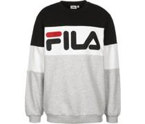 Straight Blocked Sweater