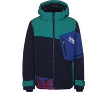 Colorblock Snow Winterjacke