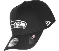 NFL 3930 Seattle Seahawks Cap schwarz