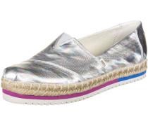 Platform Alpargata Schuhe