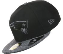 NFL Grey Collection New Enland Patriots Snapback schwarz grau