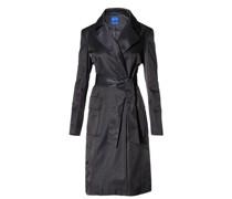 Damen Mantel Baumwollmischung