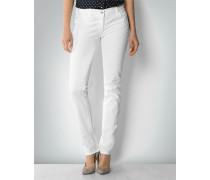 Damen Jeans aus Baumwoll-Stretch