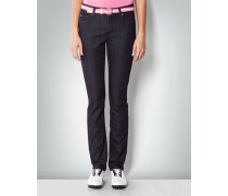 Damen Golfhose in Regular Slim Fit