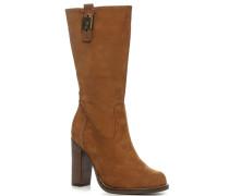 Damen Schuhe Toralia Nubukleder cognac