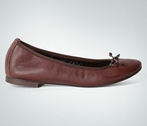 Damen Schuhe Ballerina im Vintage-Look