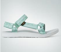 Damen Schuhe Sandale mit Klettriegel