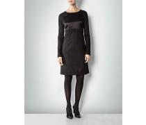 Damen Kleid mit Seiden-Einsatz