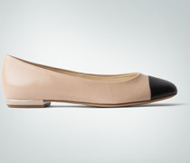Damen Schuhe Ballerinas aus Leder