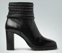Schuhe Ankle Boots mit Zierriemen