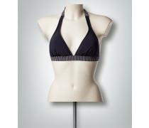 Bademode Triangel Bikini mit Streifen