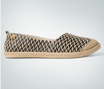 Schuhe Slipper im Espadrilles-Style