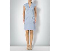 Damen Kleid mit tiefem V-Ausschnitt