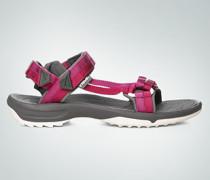 Damen Schuhe Sandalette mit anatomisch geformten Fußbett