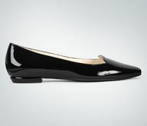 Damen Schuhe Ballerina aus Lackleder