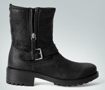 Damen Schuhe Boots mit warmem Futter